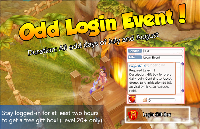 login-event-flyff